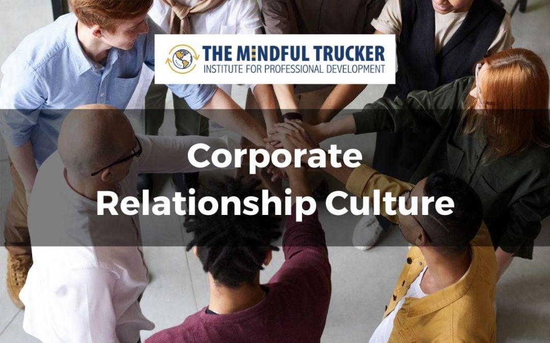 Corporate Relationship Culture