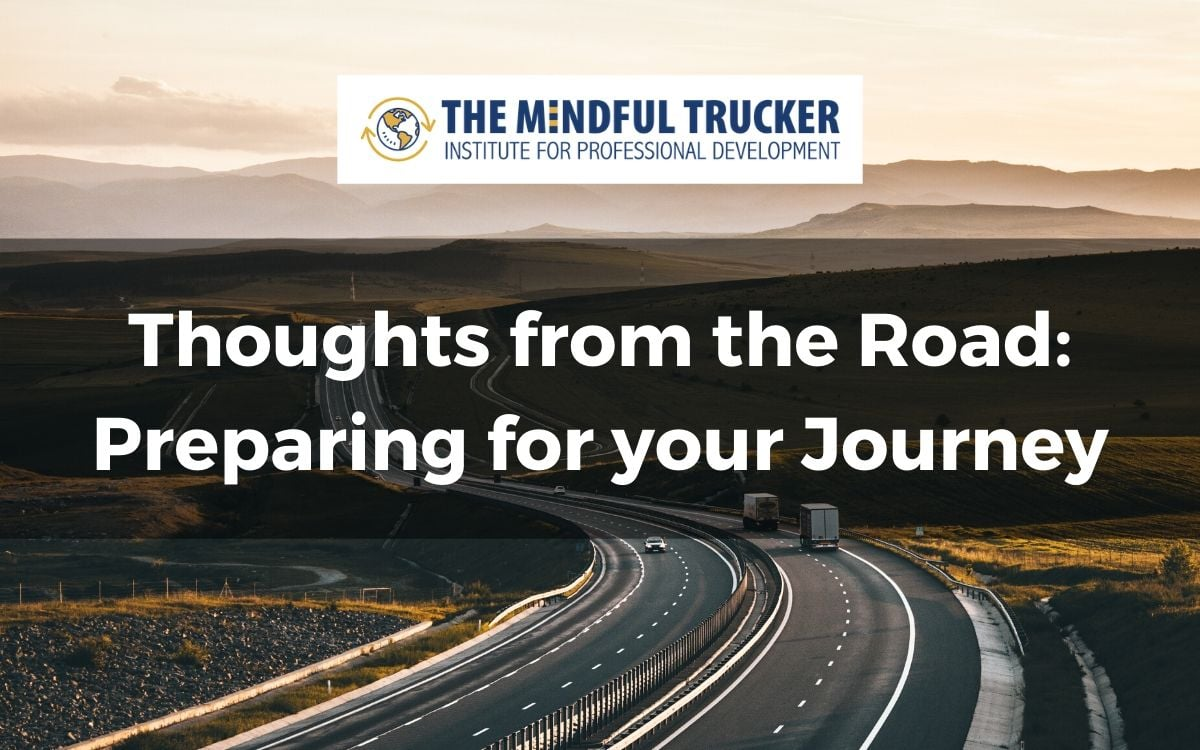 Preparing for your Journey Blog Feature