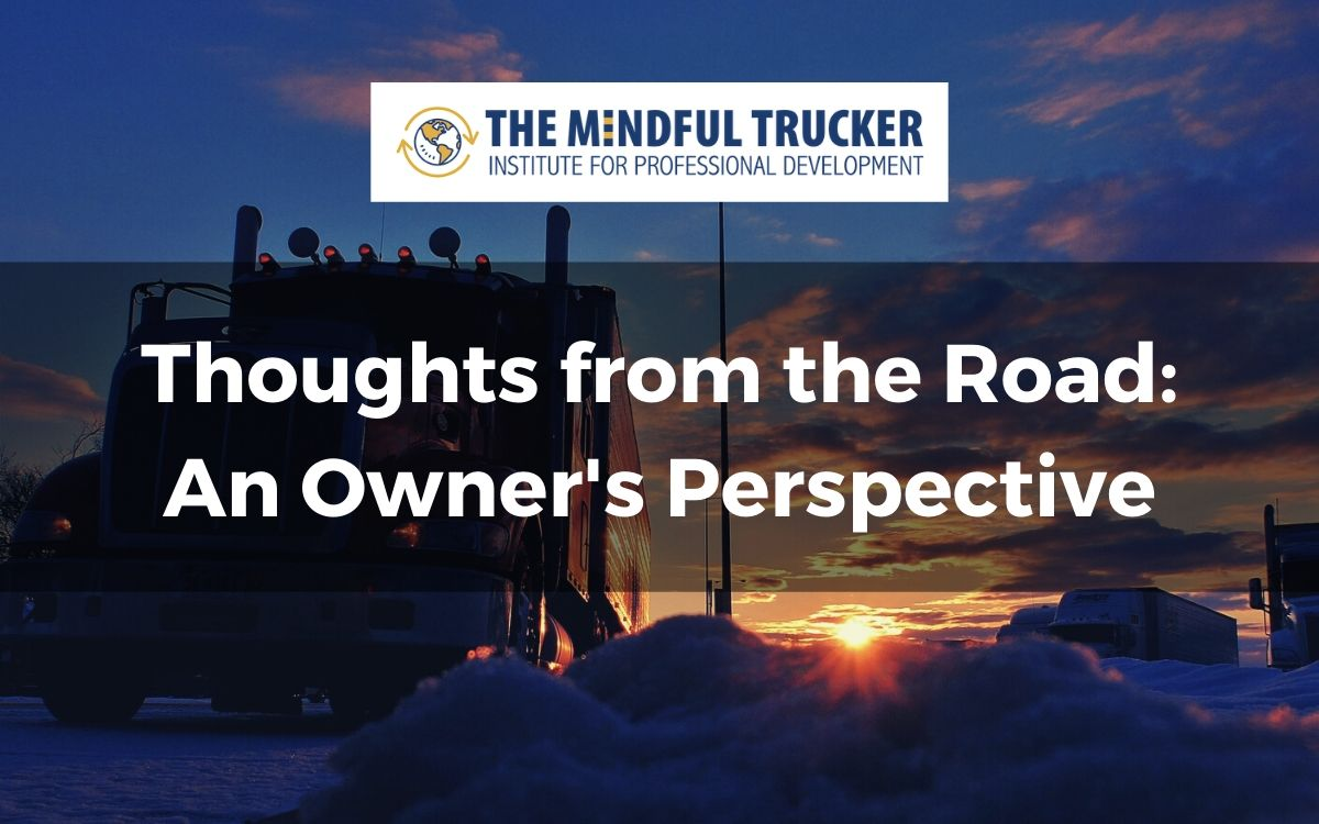 An Owner's Perspective Blog Feature