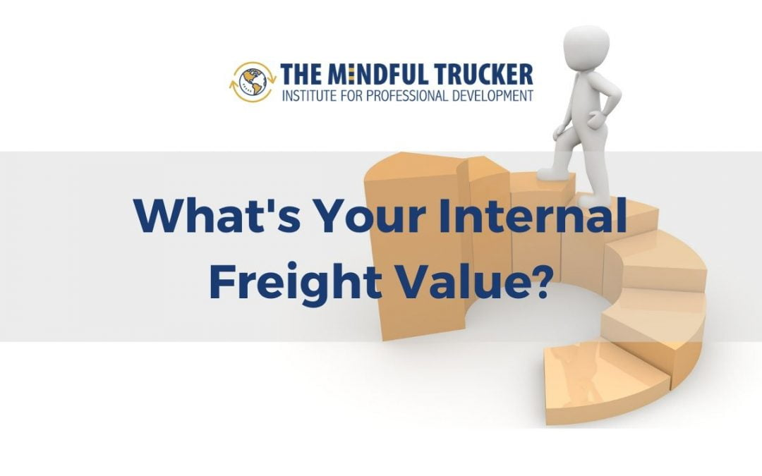What's Your Internal Freight Value?