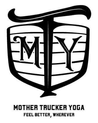 Mother Trucker Yoga Logo