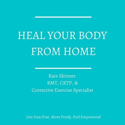 Heal Your Body from Home