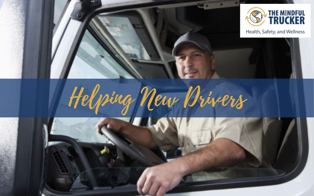 new drivers, helping, mindset