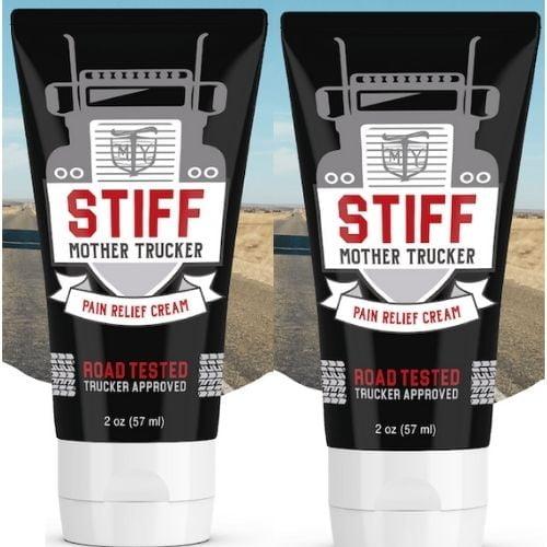 Stiff Mother Trucker Pain Cream